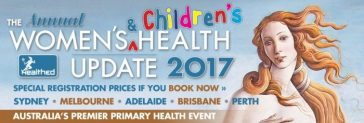 Wellend goes west – breast density education at the Annual Women's and Children's Health Update in Perth