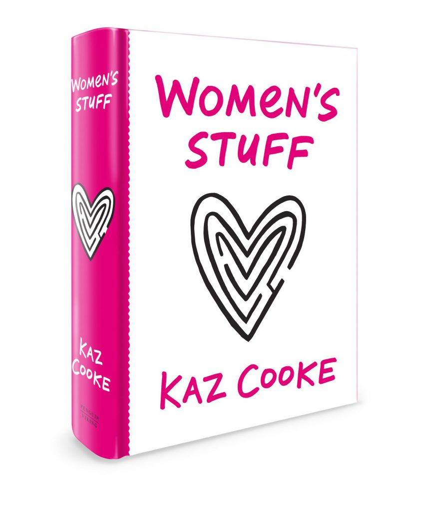 Womens Stuff Kaz Cooke